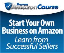 Get the Proven Amazon Course to learn how to sell on Amazon successfully
