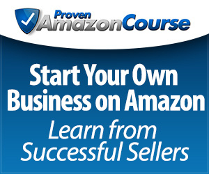 Click to find out about the Proven Amazon Course